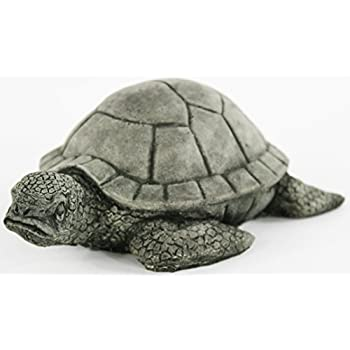 Swimming Turtle Concrete Garden Statue Cement Turtles Figure Outdoor  Figurine Statuary Garden Art Decor Statues