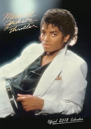 Michael Jackson Official 2018 Calendar - A3 Poster Format Calendar (Calendar 2018) (Michael Calendar Official Jackson)