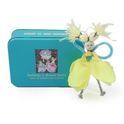 Apples to Pears Gift in A Tin Fashion A Flower Fairy Makes 10 Fairies