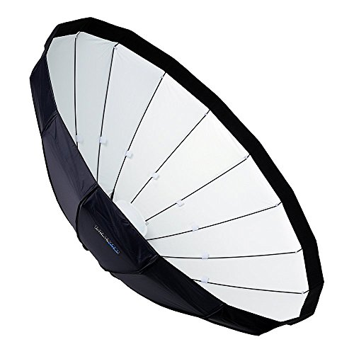 Fotodiox EZ-Pro 56in (140cm) Collapsible Beauty Dish Softbox with Speedotron Speedring Insert