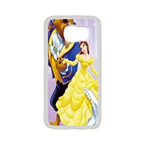 Steve-Brady Phone case Beauty and The Beast Protective Case For Samsung Galaxy S6 Pattern-13