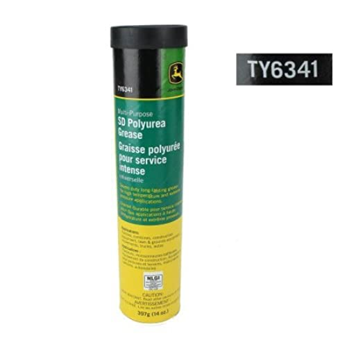 John Deere Original Equipment Grease #TY6341