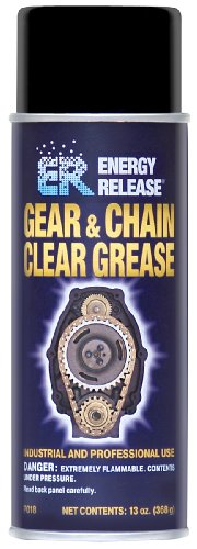 Energy Release P018 Gear and Chain Clear Grease - 13 oz.
