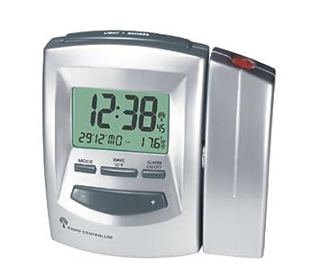 HE-CLOCK22 Reloj Proyector de Hora: Amazon.es: Electrónica