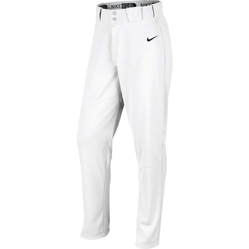 Nike Vapor Pro Pants White/Black Men's Casual Pants❗️Ships Directly from by Nike (Image #1)
