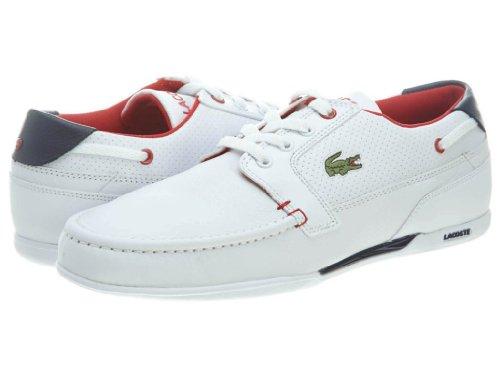 0d6660adb60095 Lacoste Men s Dreyfus Qs1 Moccasin Loafer Boat Shoes - Buy Online in Oman.