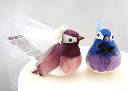 Cheeky Chickadee Cake Topper: