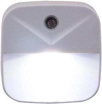 Enchufe la luz de noche con sensor Iluminación inalámbrica de ...