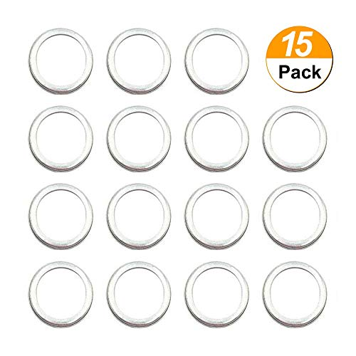 803916010 Gasket Engine Oil Drain Plug Sealing Washers-Crush Fit Subaru Outback Crosstrek Forester WRX BRZ Impreza 16mm - 15 Pack