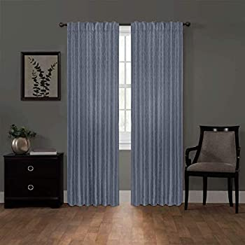 Amazon Com Maytex Smart Curtains Sheridan 100 Percent