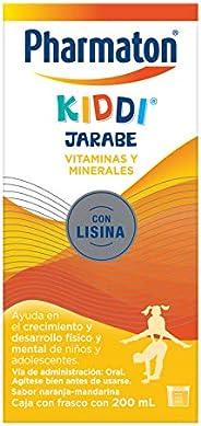 Pharmaton Jarabe Multivitamínico para Niños, 200ml