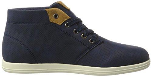 British Knights Herren copal Mid High-Top Sneaker Blau (navy/cognac)