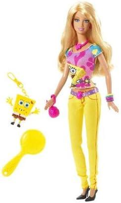 Amazon.es: Barbie ama a Bob Esponja: Juguetes y juegos
