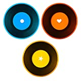 Polaroid Color Filter Set with (3) Special Effect Magnetic Filters for Polaroid Snap & Snap Touch Instant Digital Cameras – Red [Heart], Orange [Star] & Blue [Circle] – Perfect Creative Work & Play