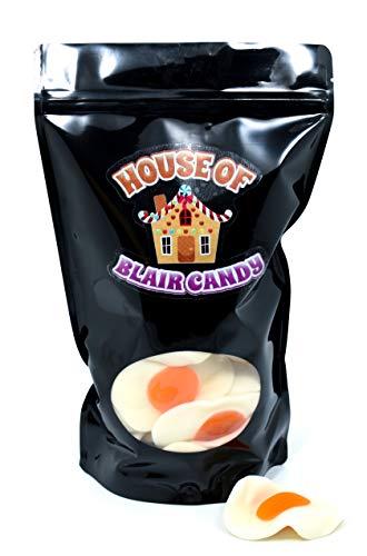 Gummy Fried Eggs Candy, 24oz. Bag -