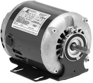 Century Electric Motor GF2034 48 Frame 1//3 HP 1800 Rpm 1-PH 115 Volt