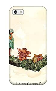 Defender Case For Iphone 5/5s, Baby Goddess Pattern