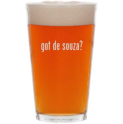 got de souza? - 16oz All Purpose Pint Beer - Raymond Souza De