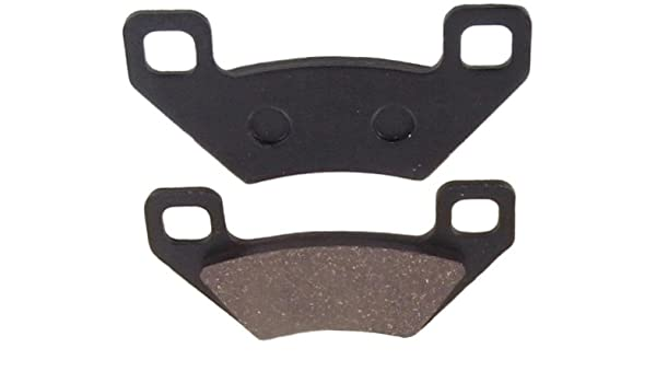 Rear Brake pads For Arctic Cat 250 300 366 400 450 500 550 650 700