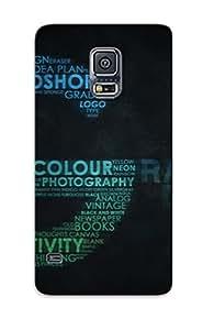 lintao diy Galaxy S5 Case - Tpu Case Protective For Galaxy S5- Graphic Desihn Case For Thanksgiving's Gift