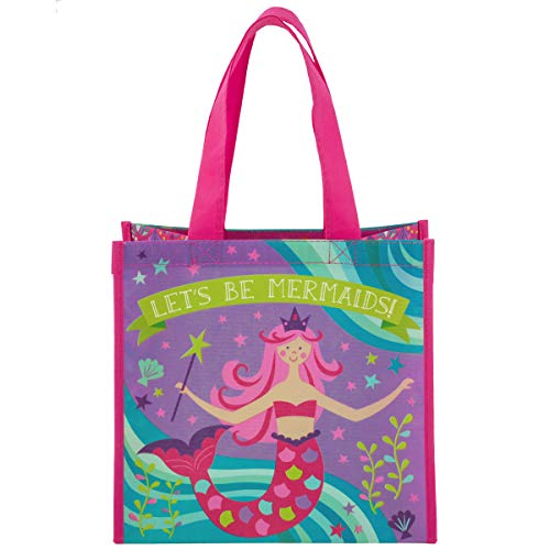 ' Big Recycled Gift Bags, Mermaid, Size ()