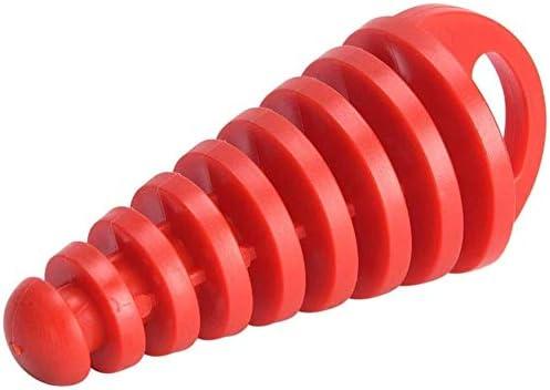 tubo di scappamento moto di scarico Parti di montaggio Silenziatore marmitta Wash tappo del tubo 2 4 tempi del silenziatore del tubo di scarico Silenziatore Bung Wash Plug