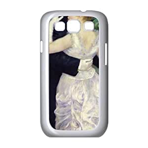 Samsung Galaxy S3 9300 Cell Phone Case White Dance in the City BNY_6866159