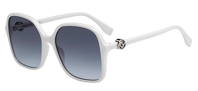 Gafas de Sol Fendi F IS FENDI FF 0287/S White/Dark Grey ...