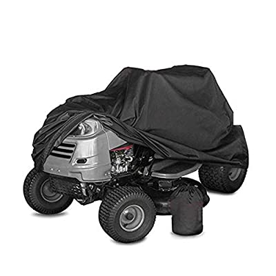 LXJYMX Lawn Mower Shovel Waterproof Cover Tractor Sun Protection car Cover Awning Canvas
