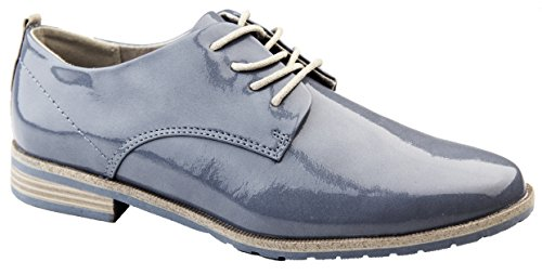 Up Donna Denim Tozzi Marco Brogue Pizzo Scarpe Ecopelle Estate xrrHnwfq