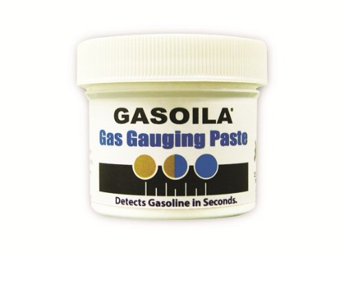 Gasoila GG25 Gas Gauging Paste, 3 oz Jar