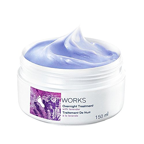 Avon Foot Works Overnight Treatment Cream with Lavender 150 ml AVON COSMETICS