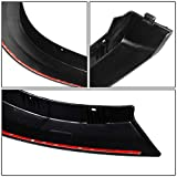 DNA Motoring IF-10021-MBK OE Style Fender Flare