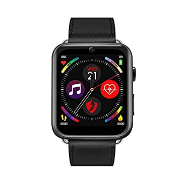 HWTP LEM10 4G Smart Watch Android 7.1 1.88 Pulgadas 360 ...