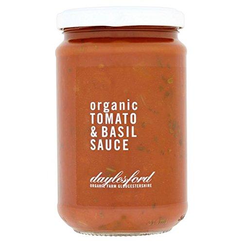Daylesford orgánico 280g de tomate y albahaca Salsa: Amazon.es: Alimentación y bebidas