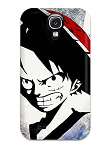 New Style Tpu S4 Protective Case Cover/ Galaxy Case - One Piece