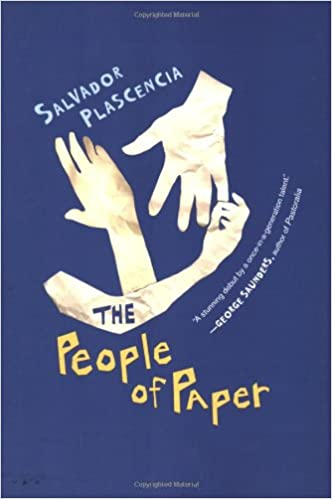 Amazon.com: The People of Paper (9780156032117): Plascencia ...