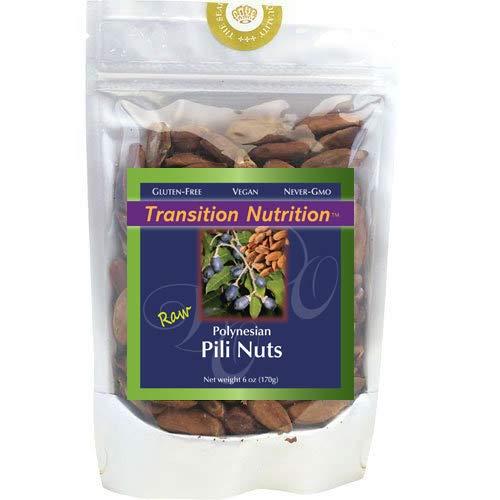 Polynesian PILI Nuts 6 Ounce Pkg