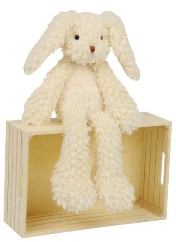 Histoire dours Vagabond HO2075 - Conejo de peluche, color amarillo