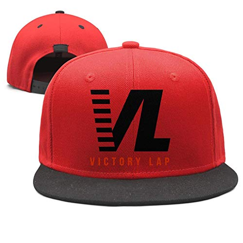 Womens Mens Fashion red Dad Baseball Trucker Nipsey-Hussle-Victory-Lap-Golf Hat ()