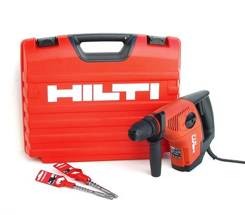 Hilti 03476284 TE7-C 720 W 120-volt Rotary Hammer Drill Deluxe Kit by HILTI