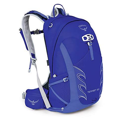 Osprey Packs Tempest 20 Women's Hiking Backpack, Iris Blue, Ws/M, Small/Medium