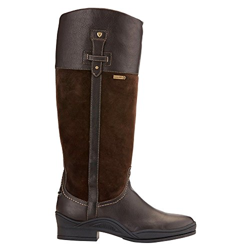 ARIAT ebony Reitstiefel 5 Damen 6 wasserdicht Ebano LAKELAND TOP 40 dwqv7Sd