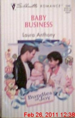 Baby Business (Silhouette Romance, No 1240) (Business Baby)