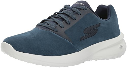 Skechers Performance Men's 55310, Sneaker Uomo, Blu (Navy/Gray), 45.5 D(M) EU