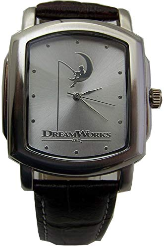 DreamWorks Animation Watch Boy Sitting on Moon Fishing Wristwatch ()