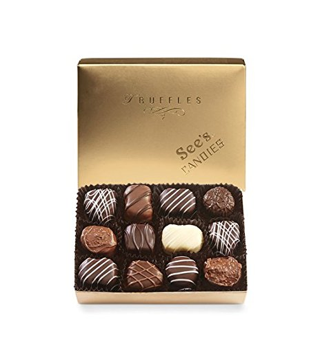 See's Candies 8 oz. Truffles -