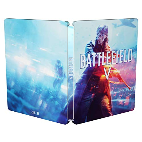 Battlefield V - Steelbook (exclusive to Amazon.co.uk) [No Game Included]