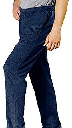 Champion Men's Tech Fleece Pants, Navy, X-Large