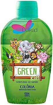 Colônia Delikad Kids Safari Green 100Ml, Delikad Importação Exportação E Comércio Ltda